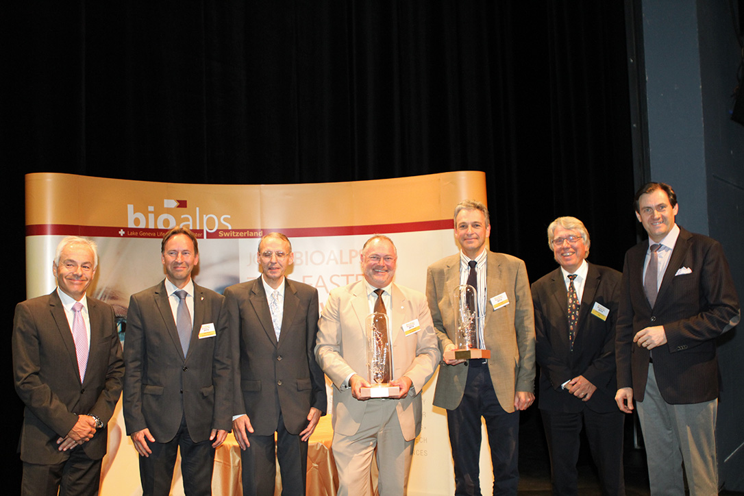 BioAlps Award 2014