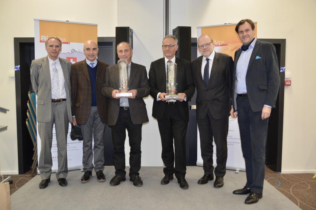 BioAlps Award 2017