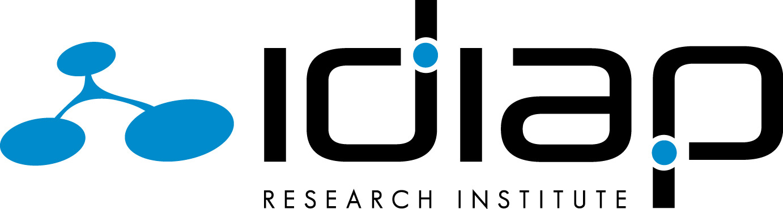 IDIAP logo Antracite Q