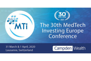 Medtech Investing Europe 2020
