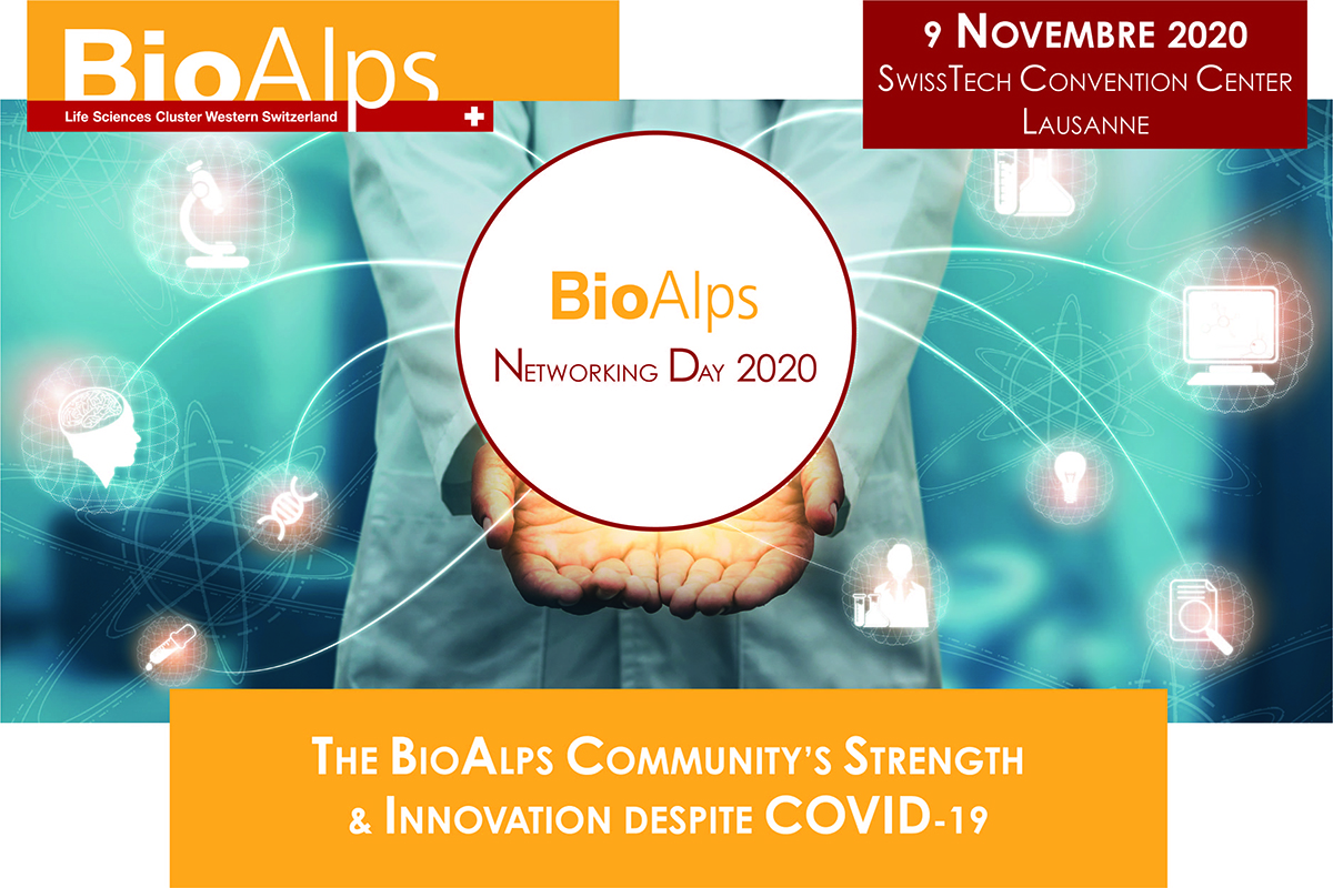 BioAlps Networking Day 2020