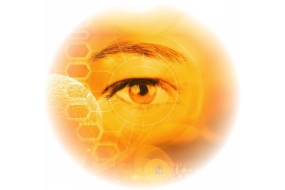 Eye imagery