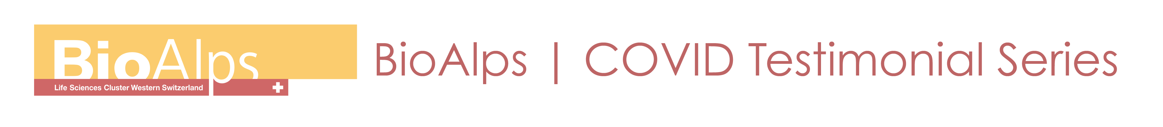 BioAlps | COVID Testimonial Series