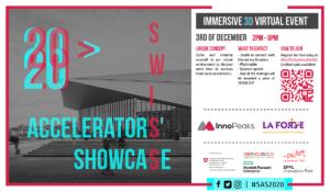 Swiss Accelerators Showcase