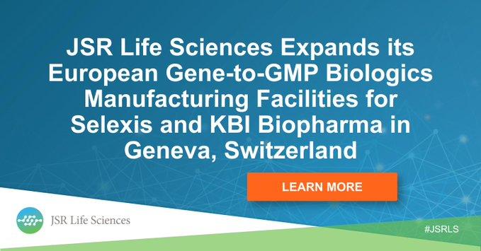 JSR Life Sciences