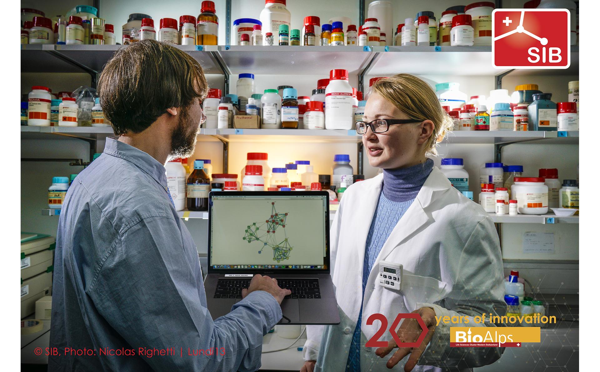 SIB Swiss Institute of Bioinformatics